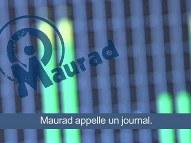 Maurad passe une annonce !