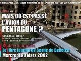 L'Attaque du Pentagone, par E. Ratier & S. de Beketch - 2/2 (20/03/2002, Le Libre Journal, Radio Courtoisie)