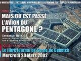 L'Attaque du Pentagone, par E. Ratier & S. de Beketch - 1/2 (20/03/2002, Le Libre Journal, Radio Courtoisie)