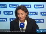 Royal  un gouvernement de fermeture - Europe1.fr - Politique