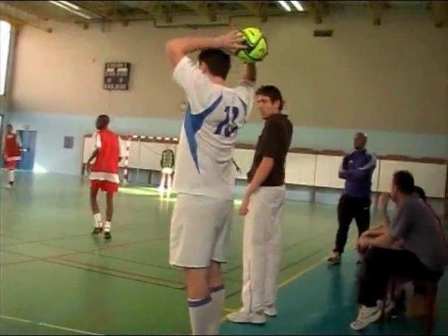 [LNFs Est 2011] J2 : PLVPB Futsalyon / Esprit Lyon Futsal