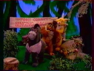 Winnie l'ourson : La chorale de la forêt des rêves bleus