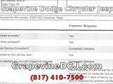 Grapevine Chrysler Jeep Dodge Complaints