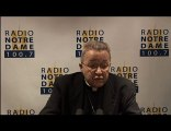 Entretien du Cardinal - Radio Notre Dame - 13/11/2010