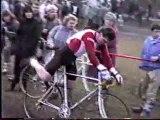 Cyclo cross de Wingles 1987 Championnat  Séniors