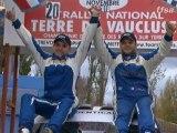 Rallye - Terre de Vaucluse