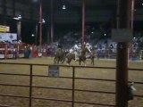 rodéo Davie: à cheval