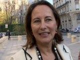 Ségolène Royal: bilan de l'internationale socialiste