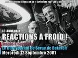 12 Sept. 2001, Radio Courtoisie réagit à froid - 5/5 (Le Libre Journal Serge de Beketch, 12/09/2001)