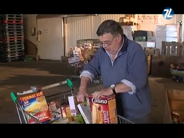 7LTV - Banque Alimentaire (12/11/10)