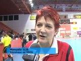 Coupe d'Europe: Le HBC Nîmes bat Galytchanka (Handball F)