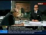 Pédophilie Serge Garde chez Karl Zero :Zandvoort