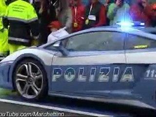 Lamborghini Polis Arabası - formulabir.net