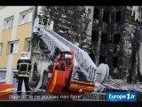"""Incendie à Dijon : """"Je ne pouvais rien faire"""""""