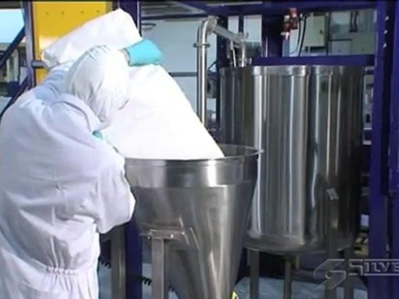 Powder/Liquid Mixing - Silverson Industrial High Shear Mixer