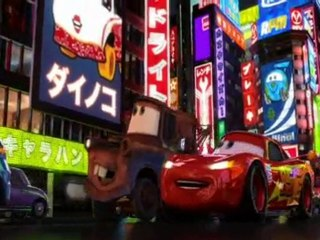 Bande-Annonce - Cars 2