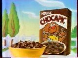 Publicité Chocapic Nestlé 1995