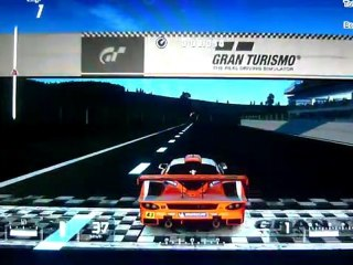 Création de circuit GT 5 de Gran Turismo 5