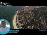 Denis Charvet aime la Gironde et le Bassin d'Arcachon
