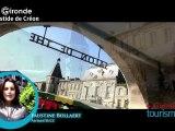 Faustine Bollaert aime la Gironde et Créon