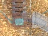 Une serrure hydraulique dans la pyramide de Kheops