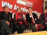 Parti de gauche : Jean-Luc Mélenchon au Mans