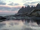Vidéo norvège : les fjords de Senja à Malselv