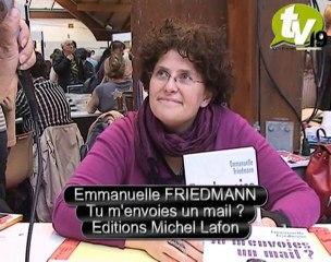Vidéo de Emmanuelle Friedmann