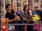 Alejandro Tous. Entrevista La Tarda. Parte 2/2