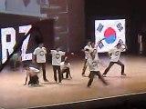 Battle Of The Year 2010 à l'Arena de Montpellier - Gamblerz