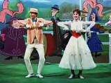 MARY POPPINS CLIP REMIX MONTAGE DISNEY SIXTIES DANCE CLUB