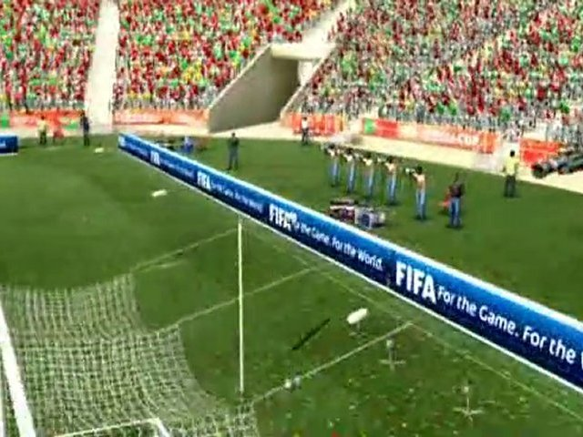 Grupo G – P30-Portugal-Corea del Norte Simulacion 2010 FIFA World Cup South Africa de EA Sports