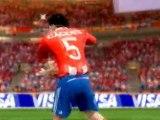 Grupo F - P42-Paraguay-Nueva Zelanda Simulacion 2010 FIFA World Cup South Africa de EA Sports