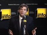 Arnaud Montebourg sur France Info le 22 11 2010