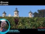 Michael Jones aime la Gironde et Saint-Estèphe