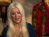 Burlesque - Christina Aguilera parle de la musique