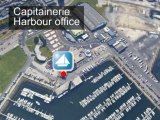 Port Chantereyne Cherbourg visite 3D   -   Cherbourg Marina