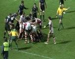 Résumé de match Tarbes Pyrénées rugby - U.S.Dax Rugby Landes