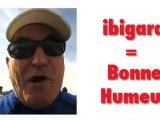 INFO : Bigard donne des nouvelles.
