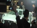 Jaguars Zukunft Das Elektro Konzept C-X75