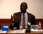 Latest developments on genocide prevention, Francis Deng