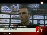 Aix Maurienne Savoie Basket s'impose