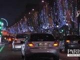 Mélanie Laurent allume les Champs Elysées !