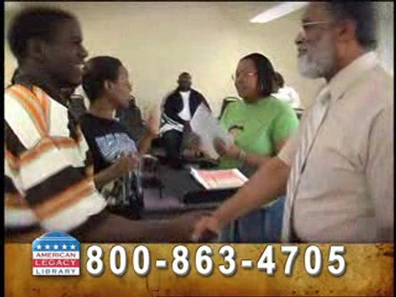 Texas video production Black History DRTV Spot