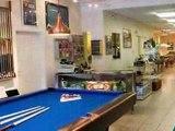 Spécialiste billard, snooker, pool à Liege - Billards Leo