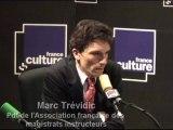 Les Matins - Marc Trévidic