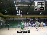 LFB 2010-2011 : J7 TMB – Challes-les-Eaux