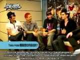 Channel [V] Interview with Tokio Hotel (russian subs)