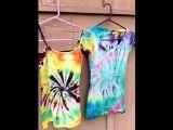 wearable art tie dye shirts tie dye swim wear tie dye appar