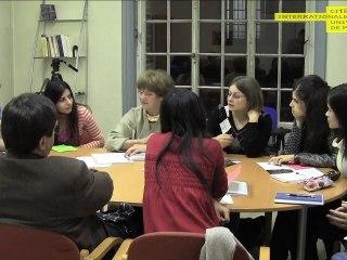 Groupe de conversation - Cité internationale